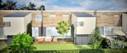 Architektur Visualisierung - Häuser