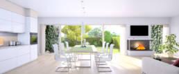 Interiorvisualisierung - Appartment Interior