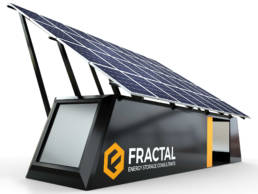 3D Product Visualisierung - Solar Panel Fractal
