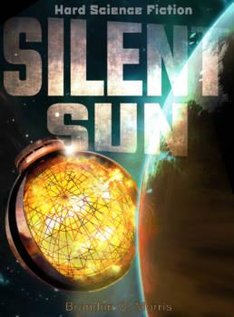 Illustration - Buch Cover - Silent Sun