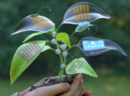 Illustration - KI Plant - Smart Home
