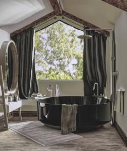 Interiorvisualisierung - Dachgeschoss Badezimmer
