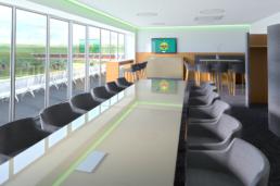 Innenarchitektur - Büro Visualisierung - Kärnten