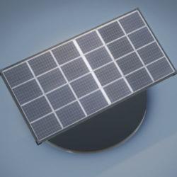 Interaktive Applikation - Sonnenkollektor